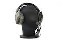 Roger Tech EVO406-UE Ultimate Edition Electronic Hearing Protection(Bluetooth&AUX Wired)-Olive Drab
