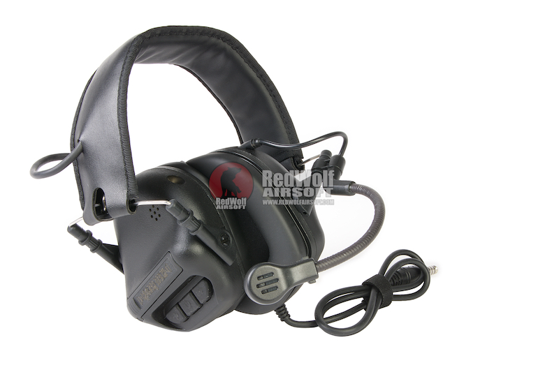 Roger Tech EVO409 Electronic Hearing Protection - Tactical Black
