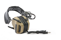 Roger Tech EVO409-UE Electronic Hearing Protection (Bluetooth Version) - Flat Dark Earth