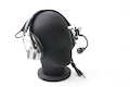 Roger Tech EVO409-UE Electronic Hearing Protection (Bluetooth Version) - Transparent Limited Edition