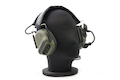 Roger Tech EVO409-UE Electronic Hearing Protection (Bluetooth Version) - Olive Drab