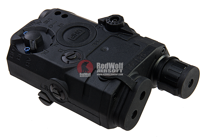 Element LA-5C UHP Red and Green Laser Ver - Black