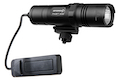 OPSMEN FAST 302R Weapon Light for Picatinny Rail (400 Lumen) - Black