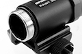 OPSMEN FAST 302R Weapon Light for Picatinny Rail (800 Lumen) - Black