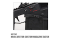 First Factory KRYTAC KRISS VECTOR Custom Magazine Catch for KRISS VECTOR AEG Series