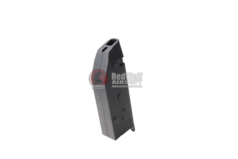 First Factory (Laylax) 400rds Drum Magazine Adapter for Krytac Kriss Vector AEG(Except Limited Edition)-BK