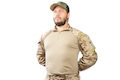 Flash Force Industries (FFI) Camo Gen 3 Combat Set w/ Kneepad - Multicam Arid (XL Size)