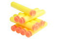 Field Arms EVA Foam Dart for Blaster Toy Gun - Yellow