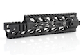 PTS Fortis REV (TM) Free Float Rail System 9 inch CAR Cutout for M4 AEG & GBB Series - Black