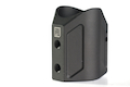 PTS Fortis Low Profile Gas Block for KWA M4 Series GBB G&P M4 Series GBB - Black