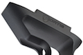 PTS Fortis Shift (TM) Vertical Grip (Rail Mount) - Black