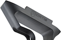 PTS Fortis Shift (TM) Short Angle Grip (Rail Mount) - Black