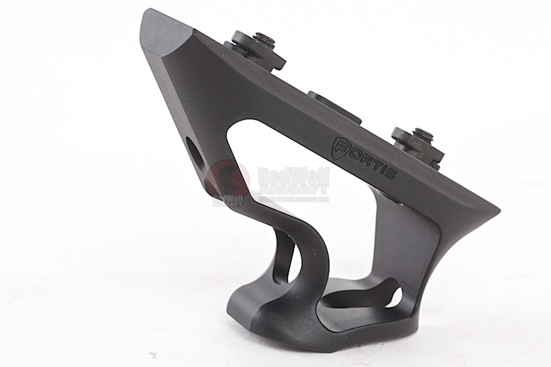 PTS Fortis Shift (TM) Short Angle Grip (M-LOK) - Black