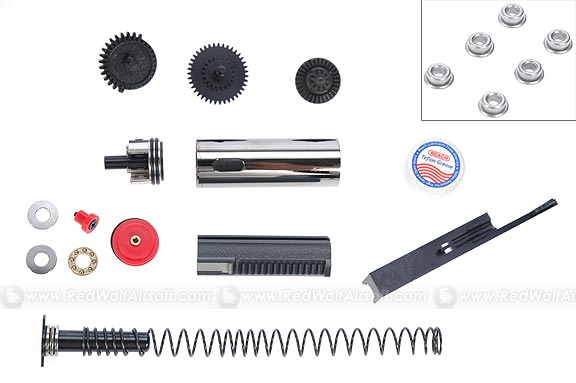 Guarder SP120 Full Tune-Up Kit for Marui Sig-551/552