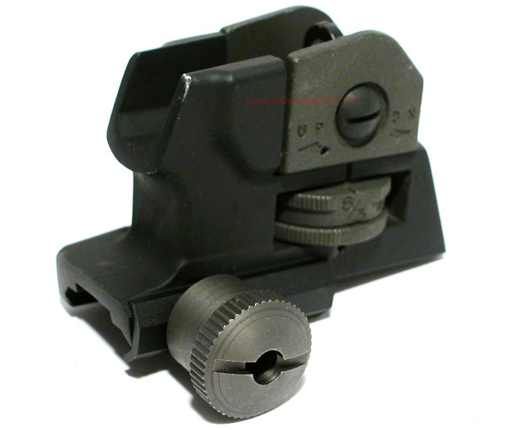 G&G Detachable Rear Sight