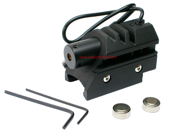 G&G LS-680 Laser Sight (20mm rail)