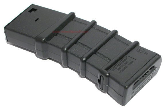 G&G 450rd Hi-Cap Thermold Magazine for Marui M16