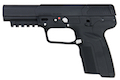 Guarder Custom Slide & Frame for Tokyo Marui FN5-7 GBB (New Version) - Black