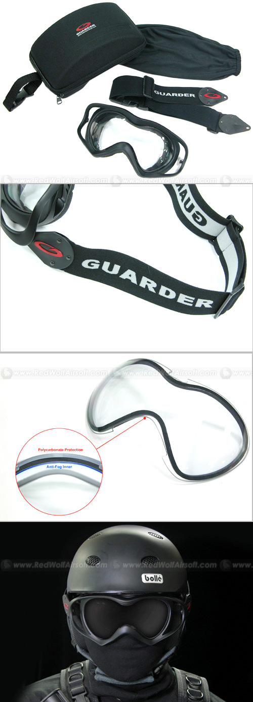 Guarder SWAT Protection Goggles