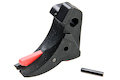 Guarder Smooth Trigger for Tokyo Marui Model 18C/22/34 GBB - Black/Red