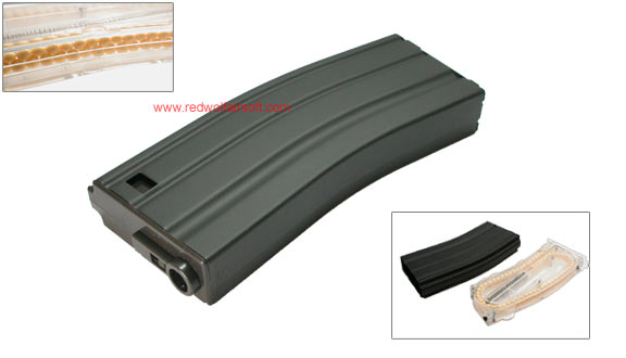 G&P 130 Rds M4 / M16 Magazine (for AEG)