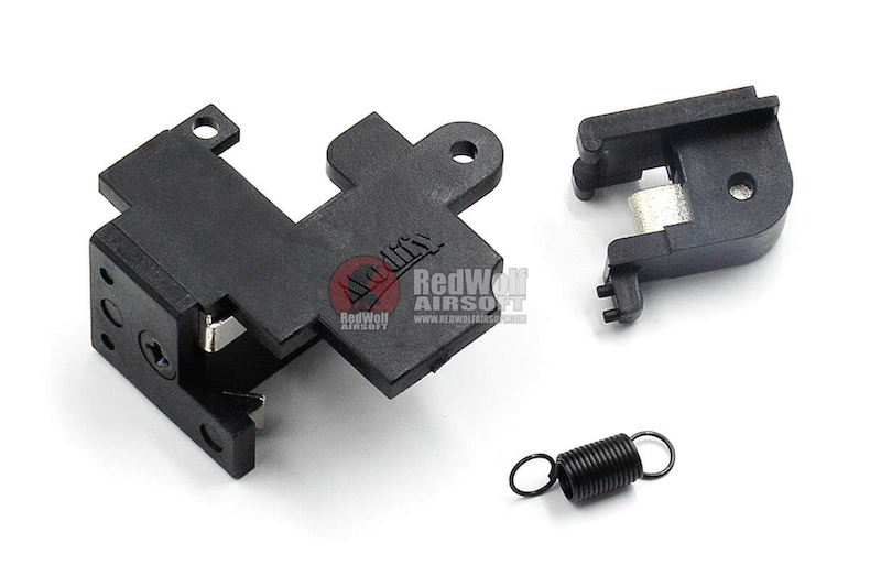 Modify Switch Assembly for Ver.2 Gearbox