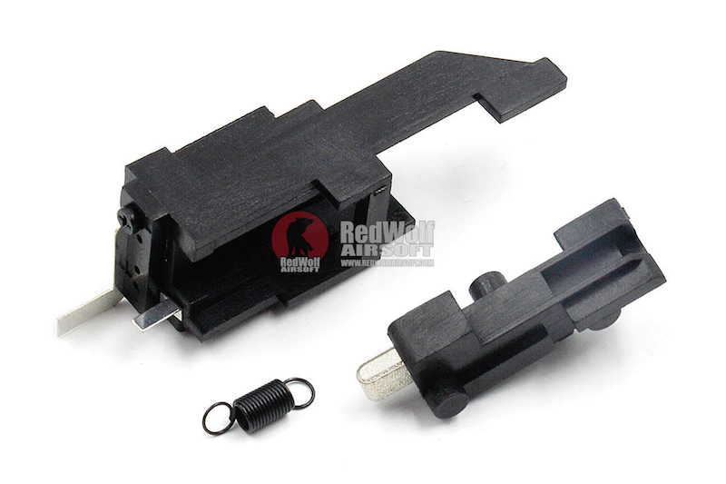 Modify Switch Assembly for Ver.3 Gearbox