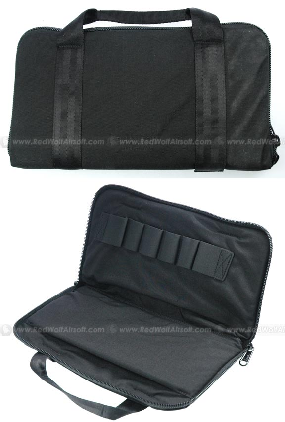 PANTAC Pistol Carry Bag (Large / Black / Cordura)