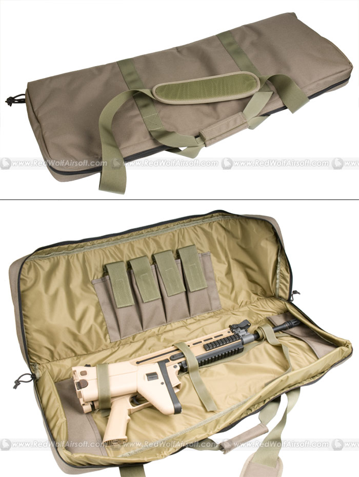 PANTAC 787mm Rifle Bag (RG / Cordura)