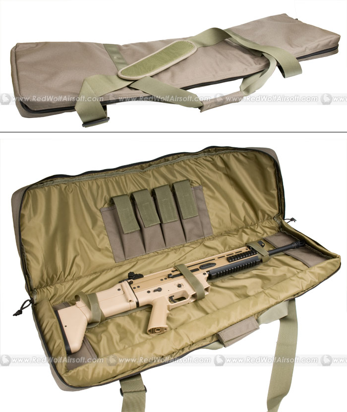 Pantac 914mm Rifle Carry Bag (RG / Cordura)