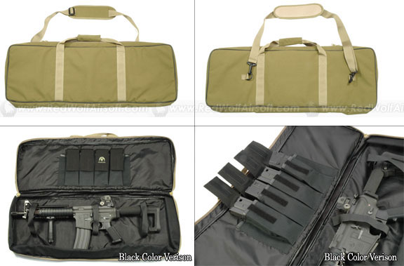 PANTAC Rifle Carry Bag (Khaki / CORDURA) - 787mm