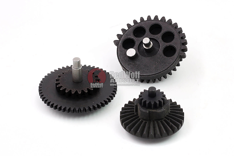 Modify Gear Set for Ver.2 / Ver.3 / Ver.6 Gearbox (Speed 16.32:1)