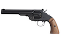 Gun Heaven 793 1877 MAJOR 3 6mm Co2 Revolver - Black