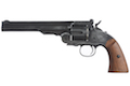 Gun Heaven 1877 MAJOR 3 6mm Co2 Revolver - Antique Black