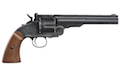 Gun Heaven 793 1877 MAJOR 3 6mm Co2 Revolver - Antique Black