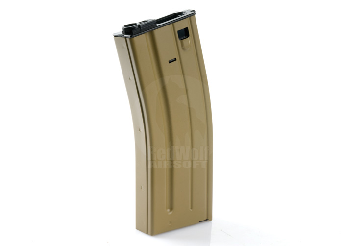 Umarex 300rds Magazine for Umarex M4 / HK416 / VFC SCAR L (Tan) (by VFC)