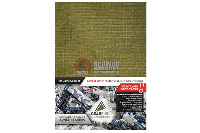 Gearskin COMPACT (30X30cm) - Olive