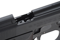 Gun Heaven (JP) M92 Full Metal Gas Pistol (6mm) - Black