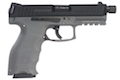 Umarex VP9 GBB Pistol (Threaded Barrel Version) (by VFC) - Grey (Asia Edition)