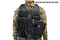 Ghost Gear Lady's Multi Purpose Vest V1 - Black