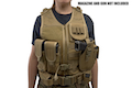 Ghost Gear Lady's Multi Purpose Vest V1 - TAN