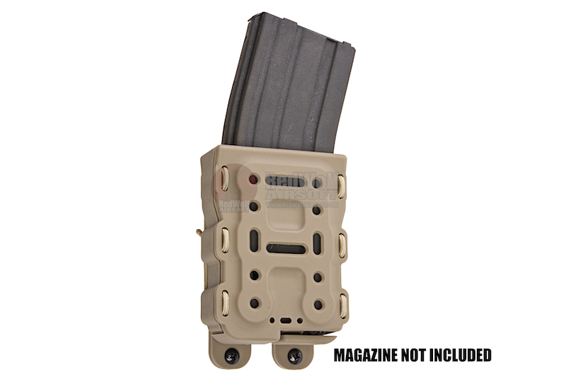Ghost Gear Bite Mag M4 / M16 Quick Magazine Holder - DE