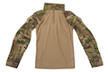 Ghost Gear Ladies Combat Shirt Gen 2 (S Size) - Multicam