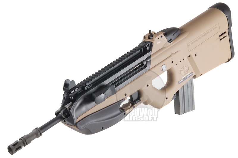 G&G FN2000 (FN licensed) (Long Barrel, Tan)