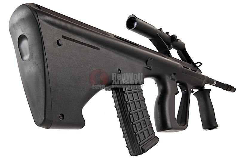 Ghk Aug A2 Gbbr Buy Airsoft Gbb Rifles Amp Smgs Online