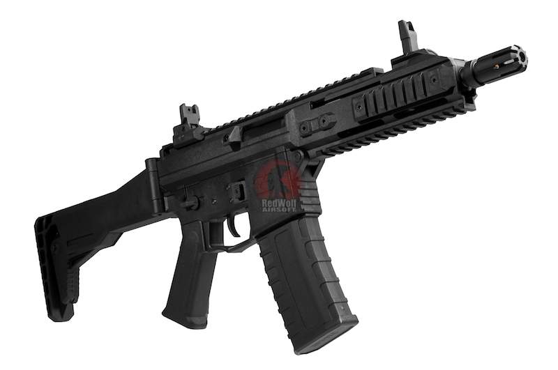GHK G5 Gas Blow Back Rifle (GBBR)