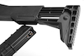 GHK G5 Gas Blow Back Rifle (GBBR) - BLACK