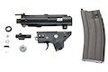 GHK GAS GBB Gear Box Kit For M4