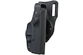 GK Tactical Kydex G17 XTS Style Lock Holster - Black<font color=yellow> (5G Sale)</font>