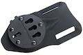 GK Tactical Kydex G17 XTS Style Lock Holster - Black